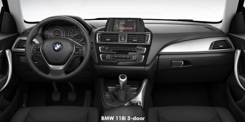 BMW 120d 5-door sports-auto