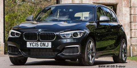 BMW M140i 5-door sports-auto