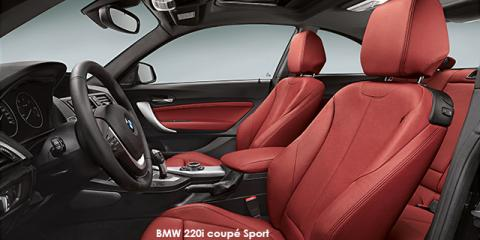 BMW 220d coupe Sport