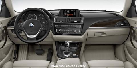 BMW 220d coupe Luxury sports-auto