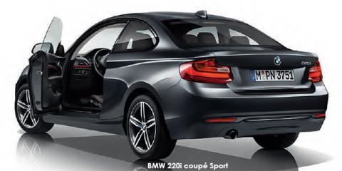BMW 230i coupe Sport