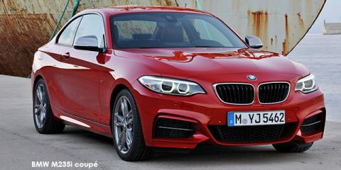 BMW M240i coupe auto
