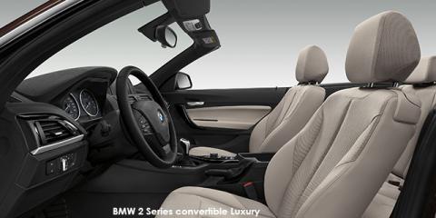 BMW 220i convertible Luxury sports-auto