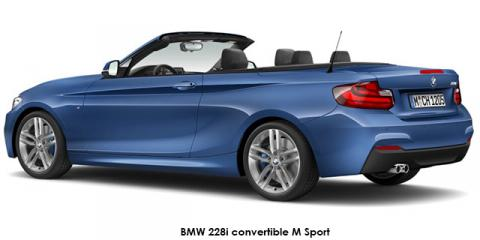BMW 220i convertible M Sport
