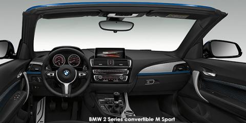 BMW 220i convertible M Sport auto