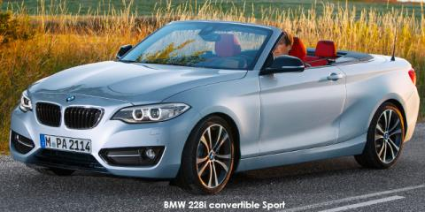 BMW 230i convertible Sport sports-auto