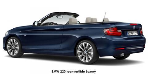 BMW 230i convertible Luxury sports-auto
