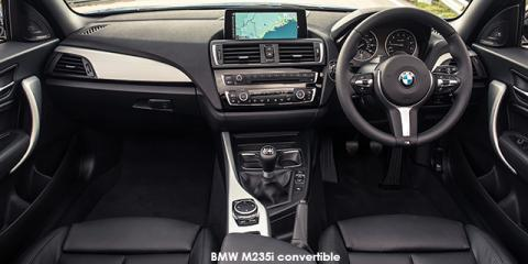 BMW M240i convertible auto
