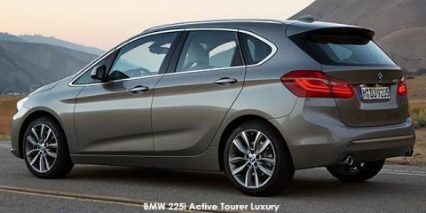 BMW 218i Active Tourer Luxury auto