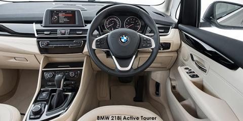 BMW 220d Active Tourer Sport