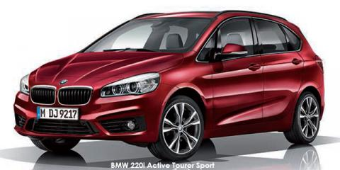 BMW 220d Active Tourer Sport auto