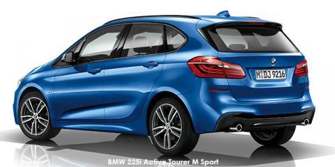 BMW 220d Active Tourer M Sport