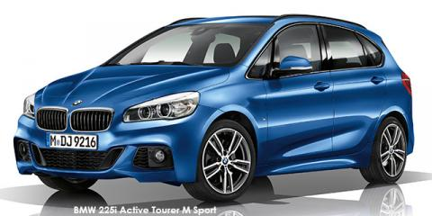 BMW 220d Active Tourer M Sport auto