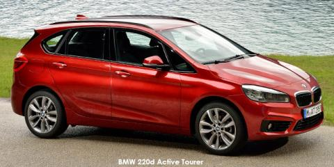 BMW 225i Active Tourer auto