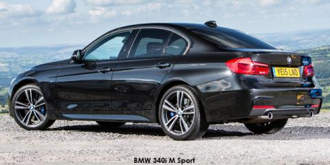 BMW 320i M Sport auto - Image credit: © 2018 duoporta. Generic Image shown.