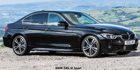 BMW 320d M Sport sports-auto - Image credit: © 2018 duoporta. Generic Image shown.