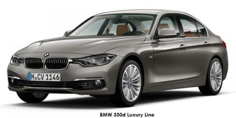 BMW 330i Luxury Line - Image credit: © 2018 duoporta. Generic Image shown.
