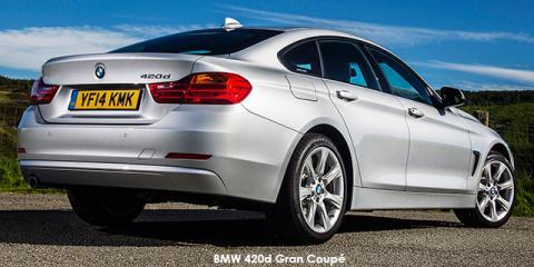 BMW 420i Gran Coupe sports-auto