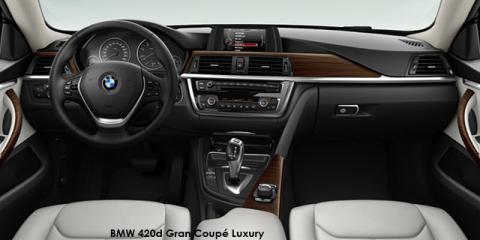 BMW 420i Gran Coupe Luxury Line