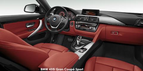 BMW 420i Gran Coupe Sport Line auto