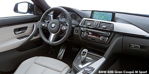 BMW 420i Gran Coupe M Sport auto