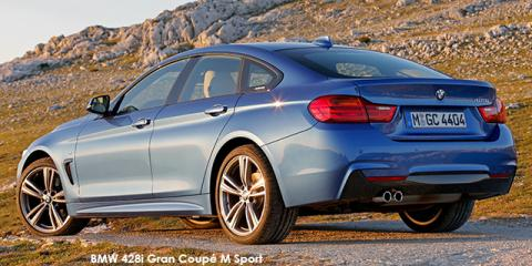 BMW 420i Gran Coupe M Sport sports-auto