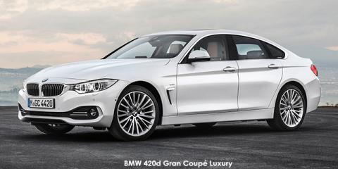 BMW 420d Gran Coupe Luxury Line