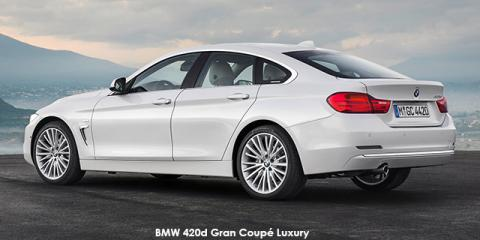 BMW 420d Gran Coupe Luxury Line sports-auto