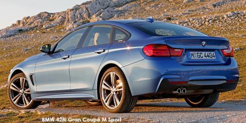BMW 420d Gran Coupe M Sport sports-auto