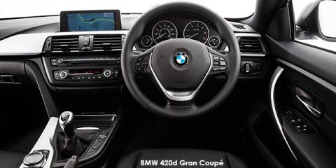 BMW 430i Gran Coupe auto