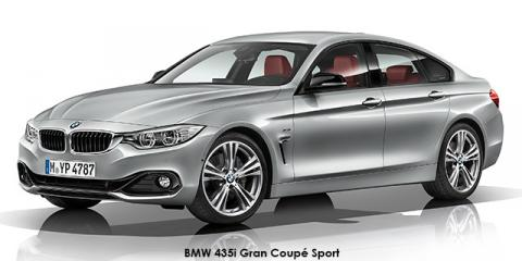 BMW 430i Gran Coupe Sport Line