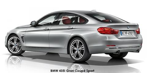 BMW 430i Gran Coupe Sport Line auto