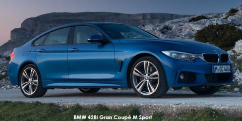 BMW 430i Gran Coupe M Sport auto