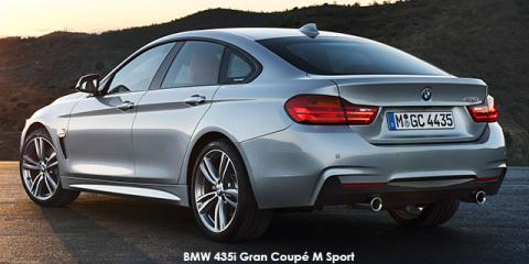 BMW 440i Gran Coupe M Sport