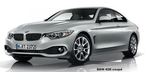 BMW 420i coupe