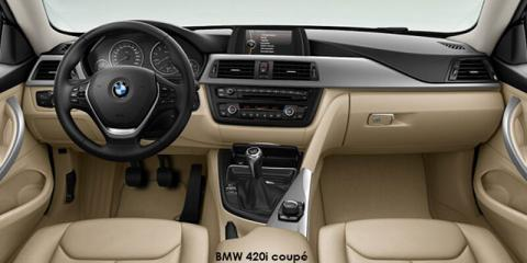 BMW 420i coupe auto