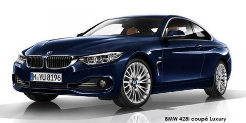 BMW 420i coupe Luxury Line