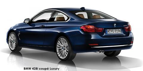 BMW 420i coupe Luxury Line auto