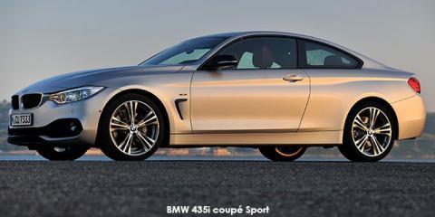 BMW 420i coupe Sport Line