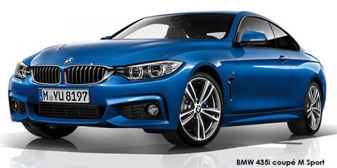BMW 420i coupe M Sport auto