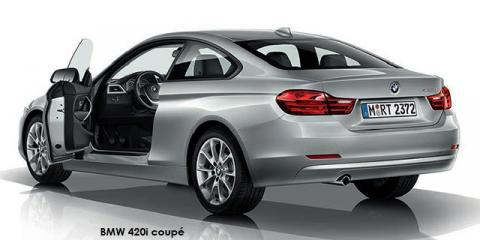 BMW 420d coupe auto