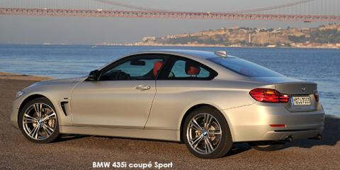 BMW 420d coupe Sport Line sports-auto