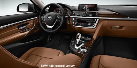 BMW 430i coupe Luxury Line