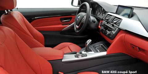 BMW 440i coupe Sport Line