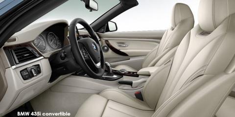 BMW 420i convertible sports-auto