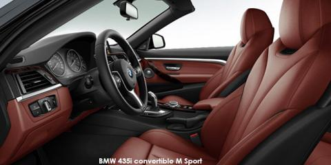 BMW 420i convertible M Sport