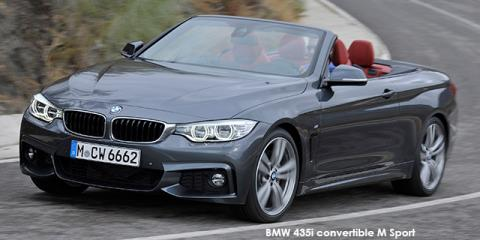 BMW 420i convertible M Sport sports-auto