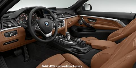 BMW 430i convertible Luxury Line auto