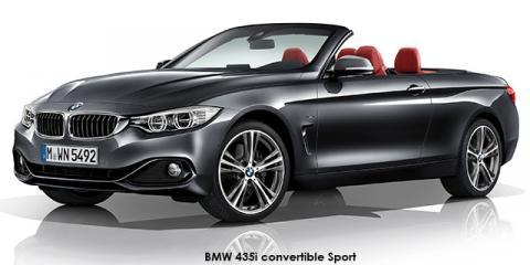BMW 430i convertible Sport Line auto