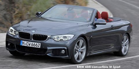 BMW 430i convertible M Sport